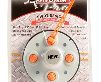 Pivotrim Pro Pivot Design Straight Shaft Grass Trimmers String